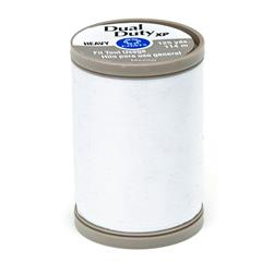 Coats & Clark Dual Duty XP Heavy 125 YD White