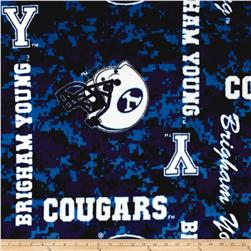 Collegiate Fleece Brigham Young University Digital