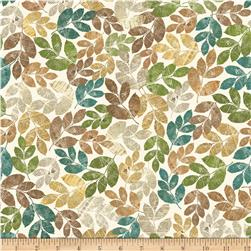 Riley Blake Trail Mix Leaves Multi