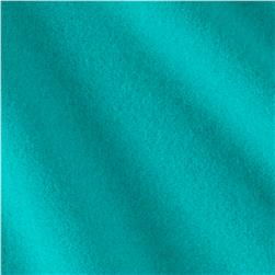 Rayon Sweatshirt Fleece Aqua