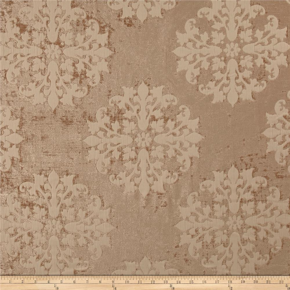 Monterey Court Chenille Jacquard Toast