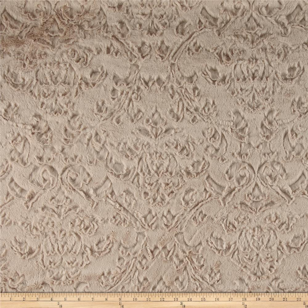 Minky Soft Dynasty Cuddle Beige