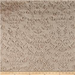 Minky Soft Dynasty Cuddle Beige Fabric