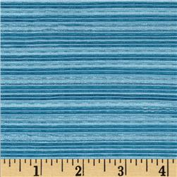 Plisse Single Knit Blue