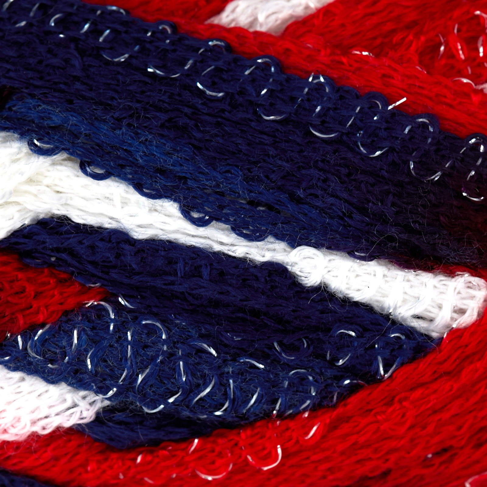 Red Heart Boutique Sashay Yarn 1934 Patriotic by Coats & Clark in USA