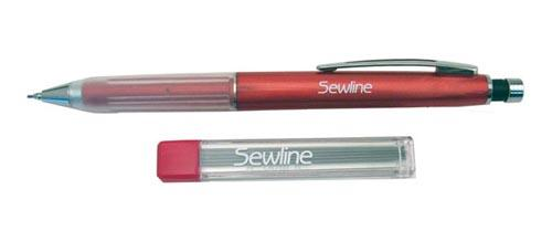 Sewline Fabric Mechanical Pencil Black