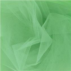 108'' Wide Nylon Tulle Lime Fabric