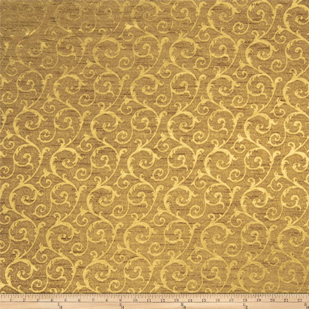 Trend 2035 Faux Silk Gold