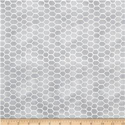 Early to Rise Chicken Wire Grey