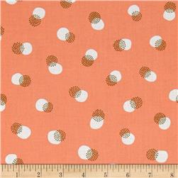 Erin McMorris Noteworthy Buttons Peach