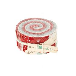Moda Winterberry 2.5 In. Jelly Rolls