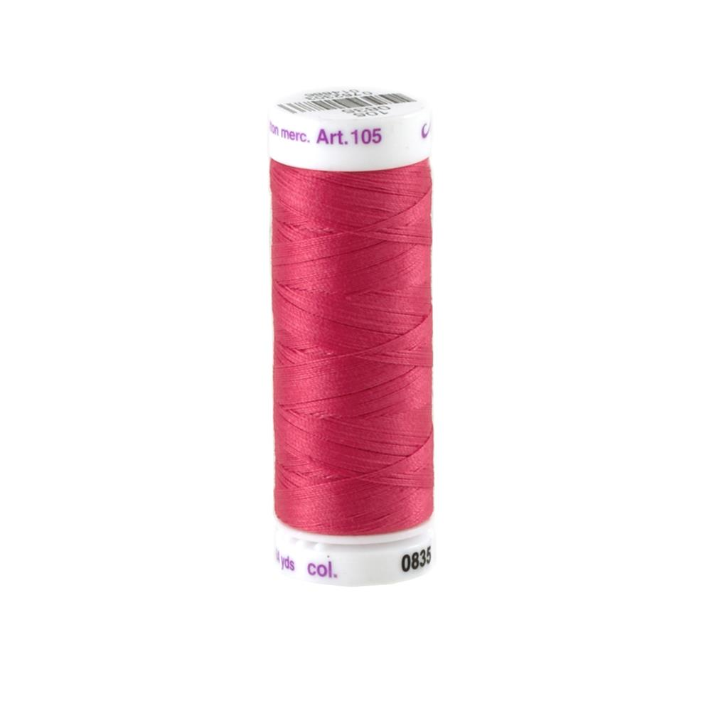 Mettler Cotton All Purpose Thread 3-ply 50wt 164YDS Tulip