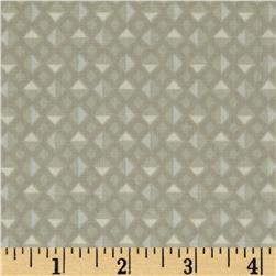 Modern Method Geometric Diamonds Tan