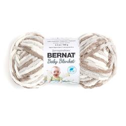 Bernat Baby Blanket Yarn (03011) Little Sand Castles