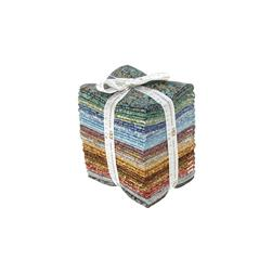 Robert Kaufman Fusions Regent Fat Quarter Bundle Multi