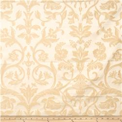 Fabricut Barclay Scroll Jacquard Swan