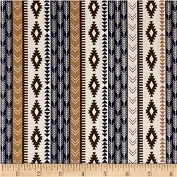 Riley Blake High Adventure Tribal Blue