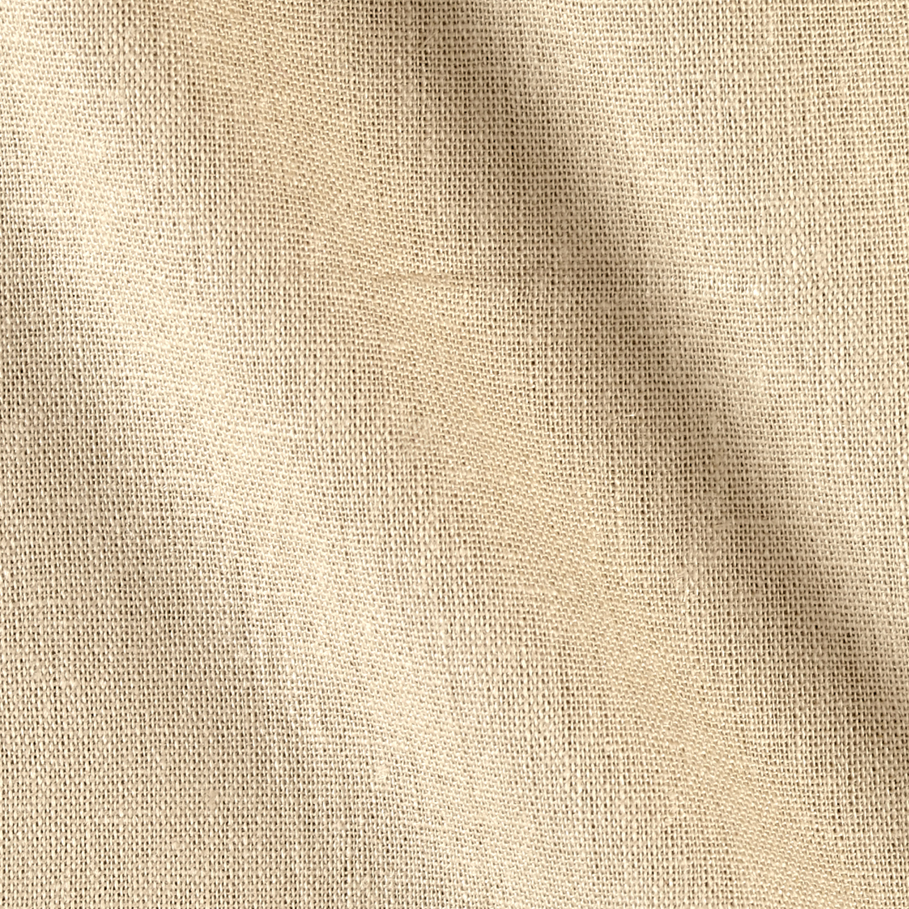 Rayon Linen Blend Stone Fabric by Ben in USA