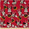 Disney Minnie Poses Red