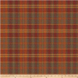 Fabricut Esquire Plaid Wool Spice