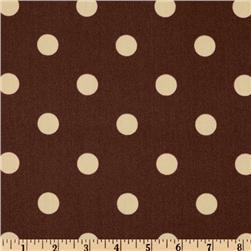 Premier Prints Indoor/Outdoor Polka Dot Safari