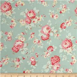 Love and Liberty Roses Aqua