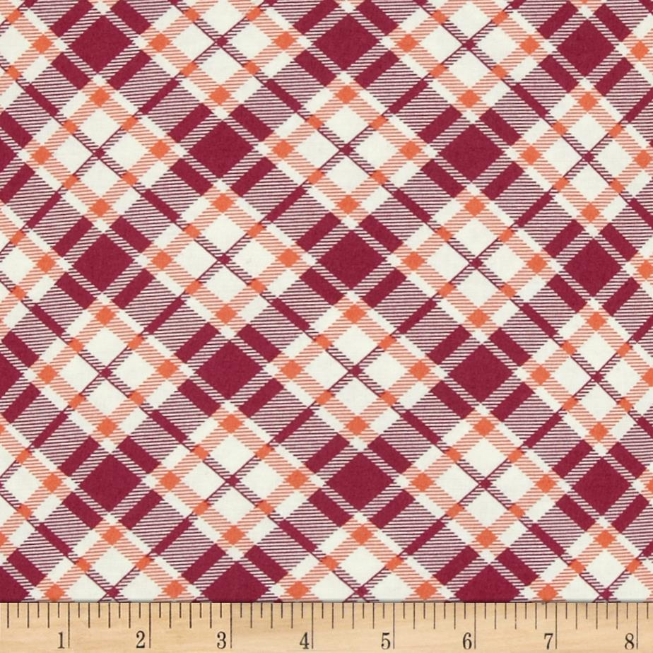 Denyse Schmidt Franklin Dad's Plaid Glade