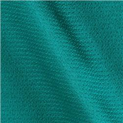 Textured Satin Teal