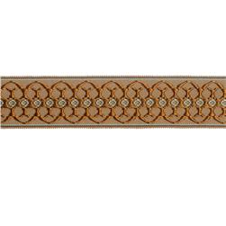"Fabricut 2"" Quatrefoil Trim Waterscape"