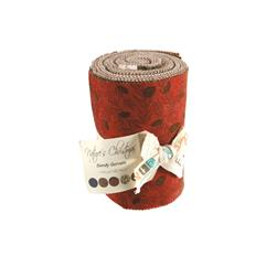 Moda Nature's Christmas 5'' Dessert Roll