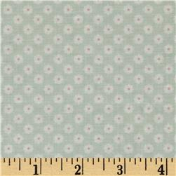 Perrymint Mini Flower Seafoam