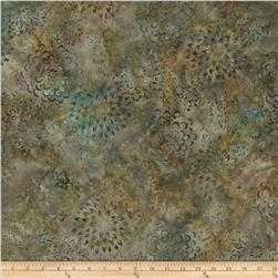 Artisan Batik Asian Legacy 3 Geo Flowers Meadow