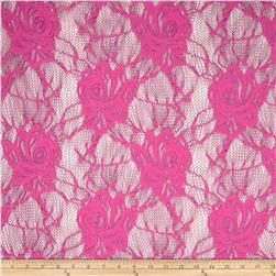 Rose Lace Pink