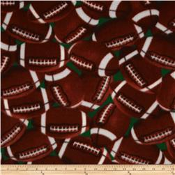 WinterFleece Footballs Multi