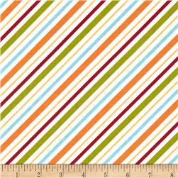 Riley Blake Happy Camper Stripe Multi