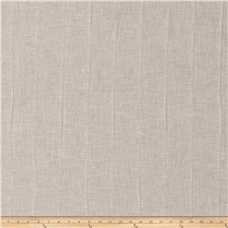 Fabricut Smithsonian Linen Blend White Sparkle