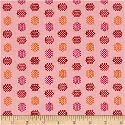 Intrigue Allover Pink