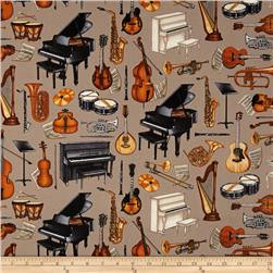Perfect Pitch Instruments Taupe