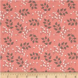 Wildflowers Sprigs Deep Pink