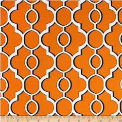 Swavelle/Mill Creek Indoor/Outdoor Drammen Solar Orange Fabric