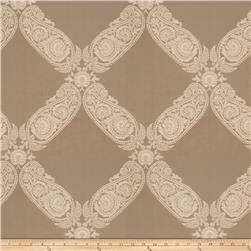 Keller Williams Floral Lattice Jacquard Jade
