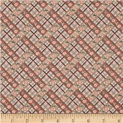 Penny Rose Penelope Plaid Pink