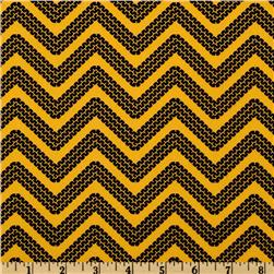 Cone Zone Chevron Yellow