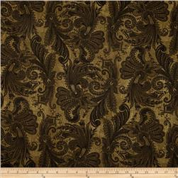 108'' Wide Essentials Quilt Backing Marrakesh Brown Fabric