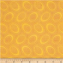 Kaffe Fassett Collective Aboriginal Dot Gold