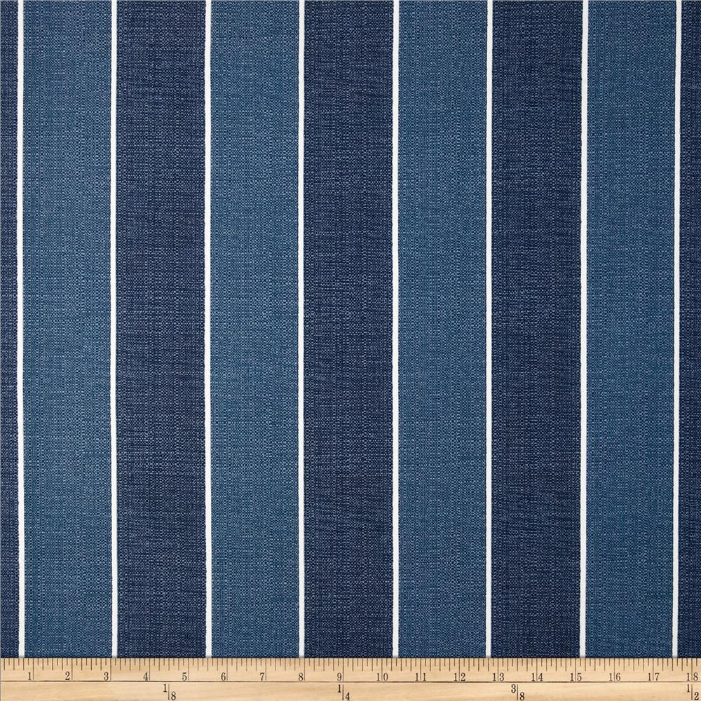 Richloom Solar Indoor/Outdoor Wickenburg Indigo