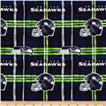 NFL Flannel Seattle Seahawks Blue