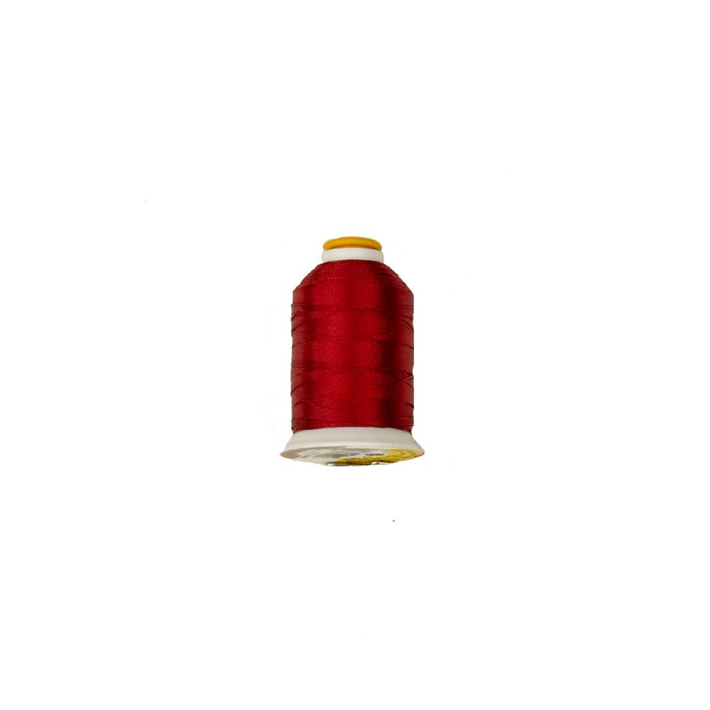 Coats & Clark Metallic Embroidery Thread 600 Yds. Ruby