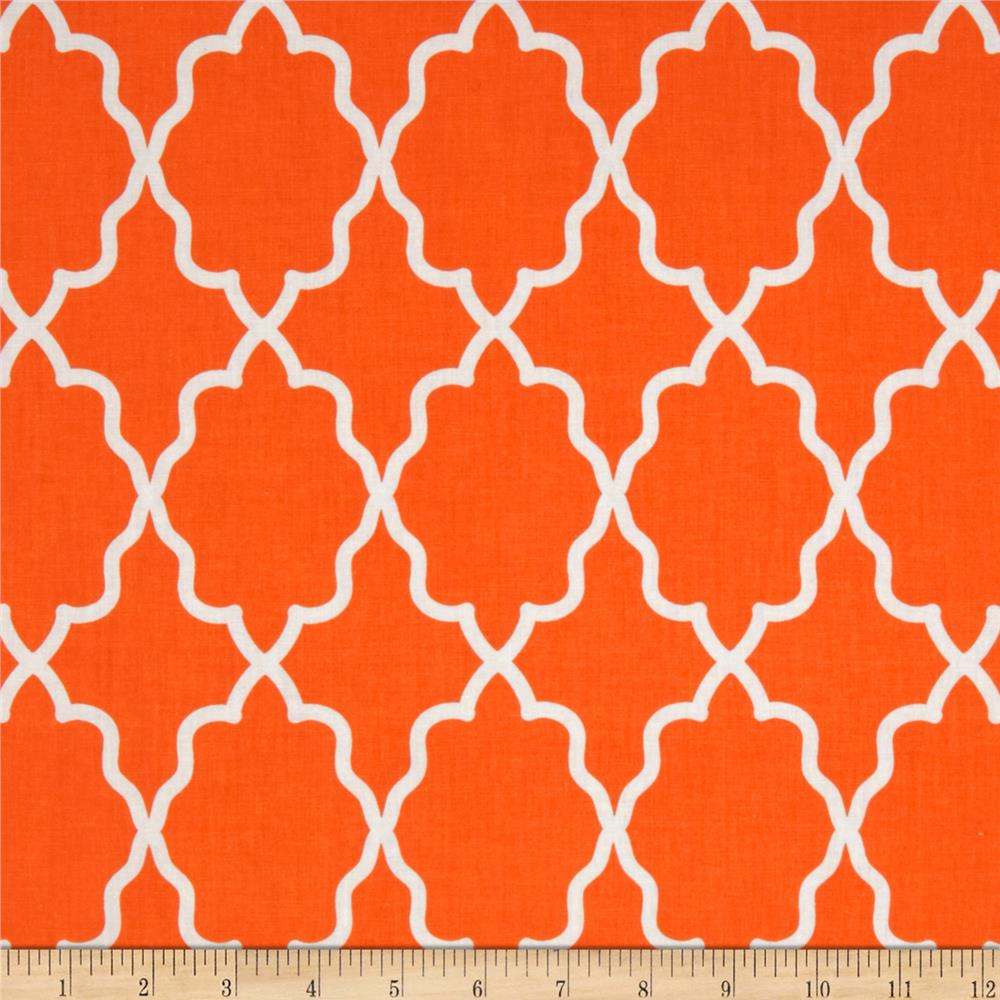 Michael Miller Coco Cabana Moroccan Lattice Orange