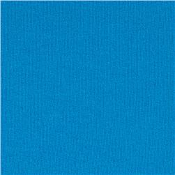 French Terry Cerulean Blue